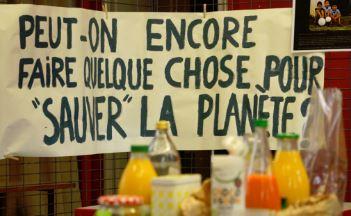 Peut-on encore faire quelque chose pour sauver la planète ?... mais oui, mais oui, exemples !