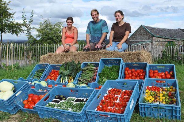 La ferme de Desnié (Belgique) / Tourmag, tourisme durable
