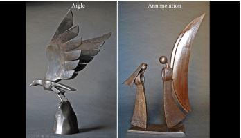 Oeuvres d'art, de l'éphémère au durable