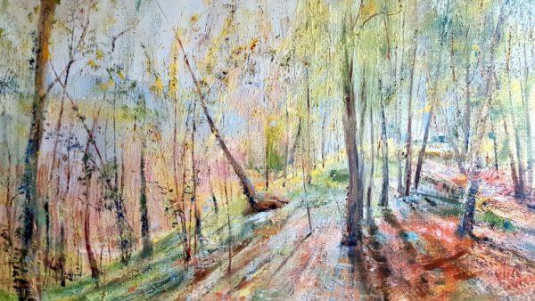 Albert Leblanc, peintre de la vie