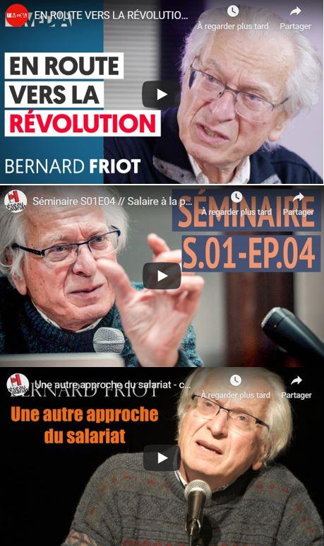 En route vers la révolution