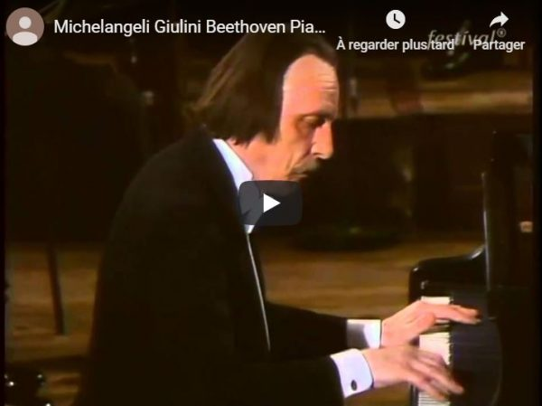 Des pianistes de légende