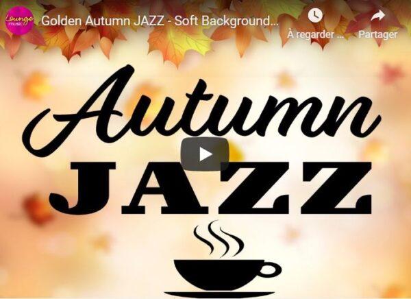 Golden Autumn JAZZ