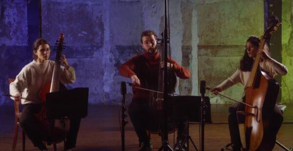 Les arts florissants, ... et le violoncelle dans tout ça ?