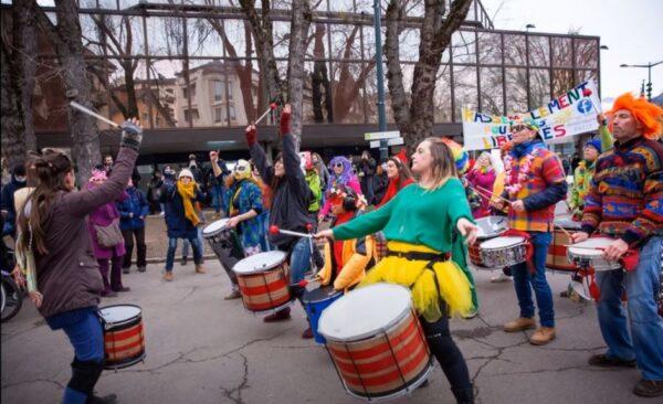 Carnaval pour nos libertés
